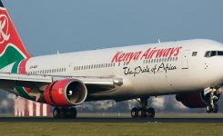Kenya Airways considers Bombardier CSeries, Embraer E2 order