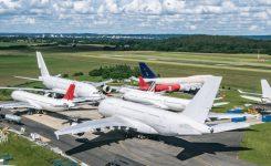 Déjà 4 A380 chez Tarmac Aerosave